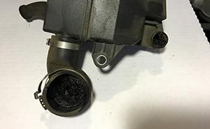 система вентиляции картерных газов вольво