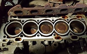 ремонт двигателя вольво